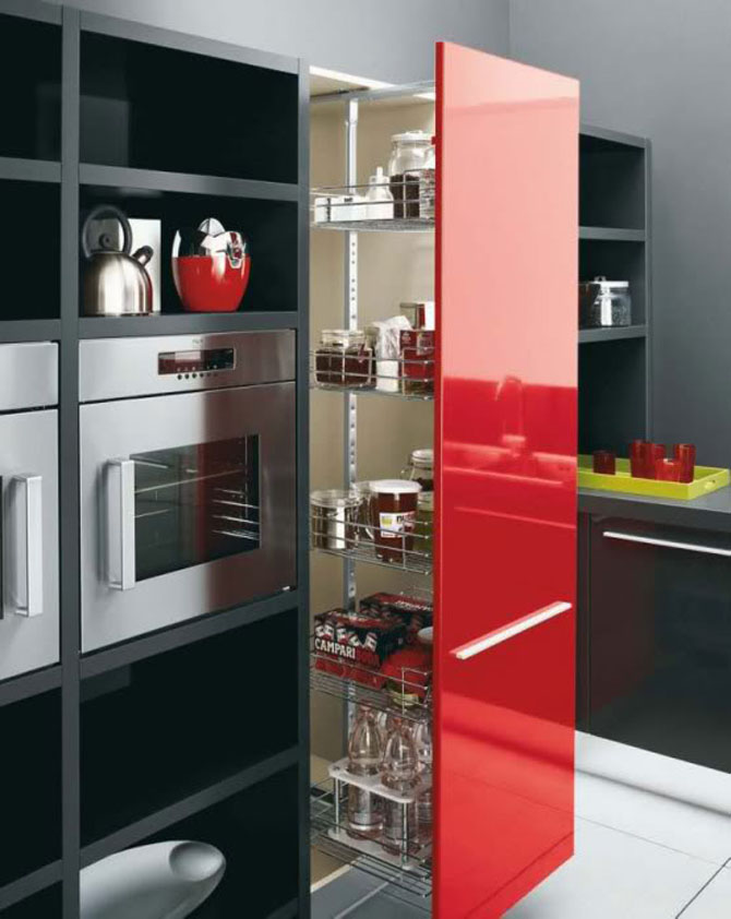 Jisheng modern Kitchen design (7)