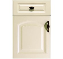 European style PVC kitchen cabinet door wholesale