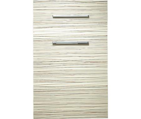 foshan factory wholesale kitchen cabinet door high gloss wood grain kitchen cabinet door wholesale
