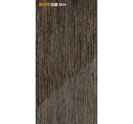 high gloss board with wood grain design