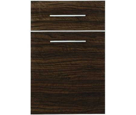 High gloss wood grain kitchen cabinet door wholesale for Wood grain kitchen doors