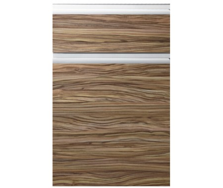 Ready Made Uv High Gloss Kitchen Cabinet Door Solid Colors