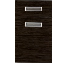 wood grain design high glos UV kitchen cabinet door