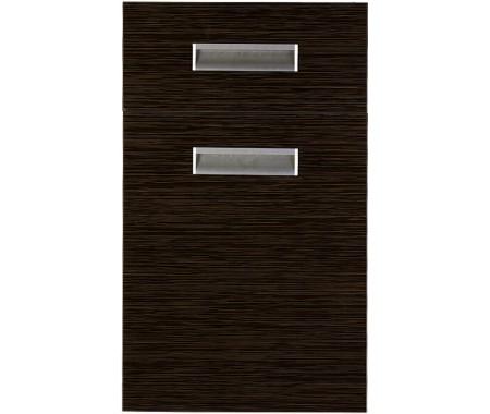 Wood grain design high glos uv kitchen cabinet door for Wood grain kitchen doors