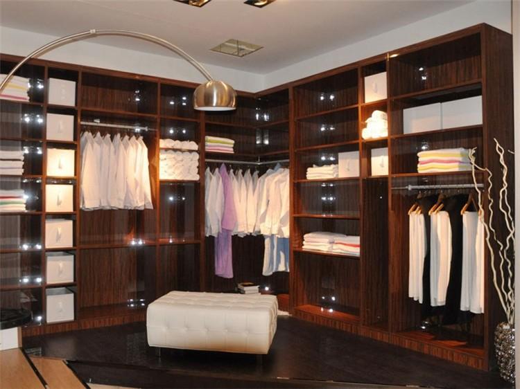 Modern design clothes cabinet garderobe for Cloth cabinet design