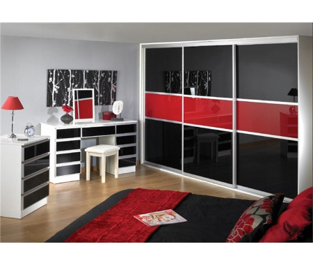 multi-functional wardrobe with bedroom wardrobe doors