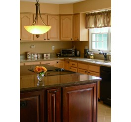country kitchen cabinets classical design