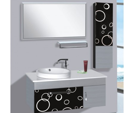 contemporary modern bathroom vanities  color combination style