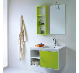 Modern  design of green bathroom vanity sets