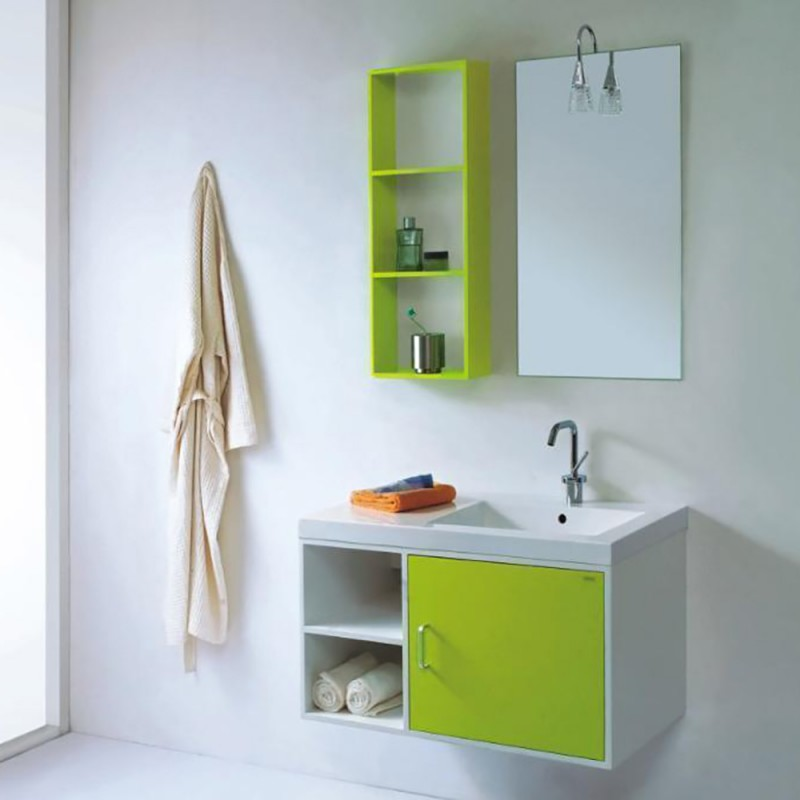 JS Modern Design Of Green Bathroom Vanity Sets_professional Design