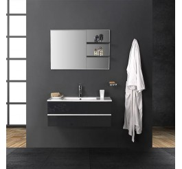 Simple designed bathroom vanity
