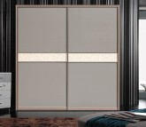 Elegant European style wardrobe and built in wardrobe