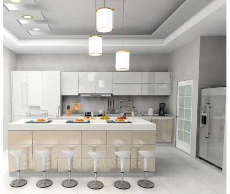 white gloss kitchen cabinets home furniture designs