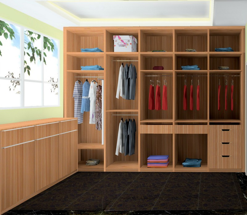 Jisheng wardrobe designs for bedroom matt finish european for Kitchen wardrobe design