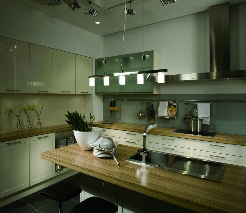 Jisheng cabinets for kitchens design ideas mixed db kitchen Kitchen design mixed cabinets