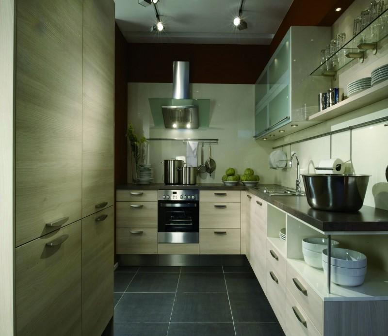 Jisheng kitchen design modern melamine db kitchen for Melamine kitchen designs