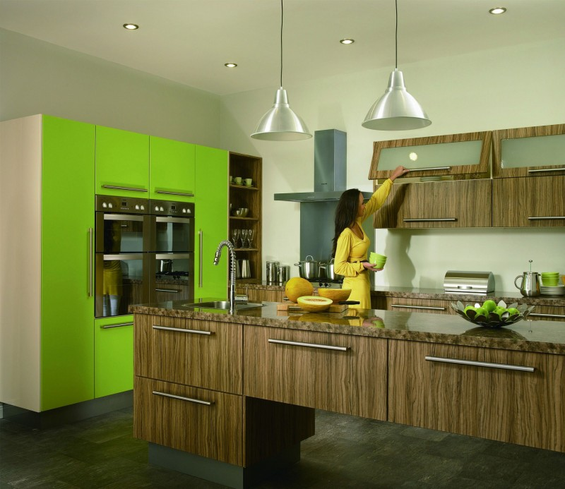 Design My Kitchen For Free: JISHENG Free Kitchen Design _natural Color