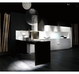 black and white high gloss kitchen cabinets suppliers