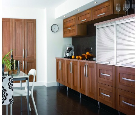 build your own cabinets with shutter door