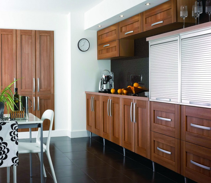 JISHENG Build Your Own Cabinets _shutter Door