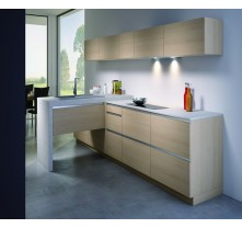modern style kitchen cabinets unique shape