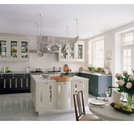 custom made kitchen cabinets country style