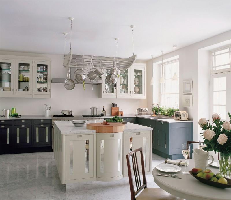 JISHENG Custom Made Kitchen Cabinets Country Style Db Kitchen