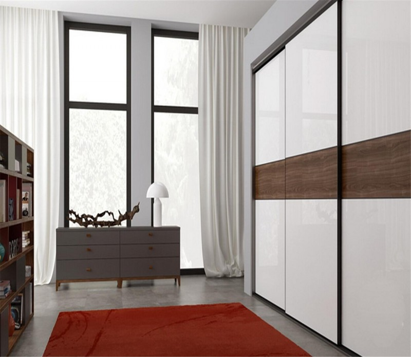 Jisheng bedroom wardrobes uk with imported line and super for Kitchen wardrobe colours
