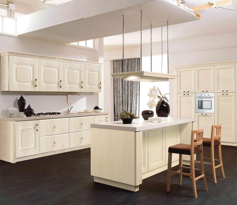 Kitchen Pvc Cabinets With Thermofoil Kitchen Cabinets Door