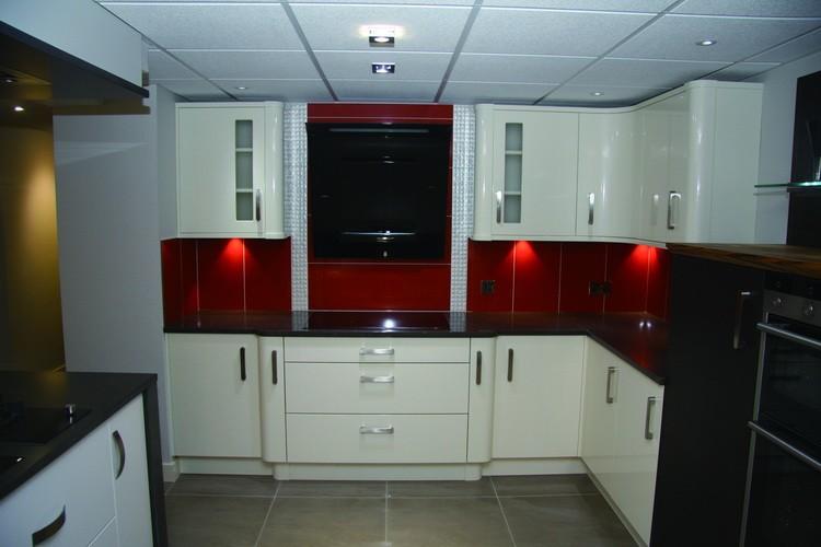 Matte Kitchen Cabinet Loading Zoom