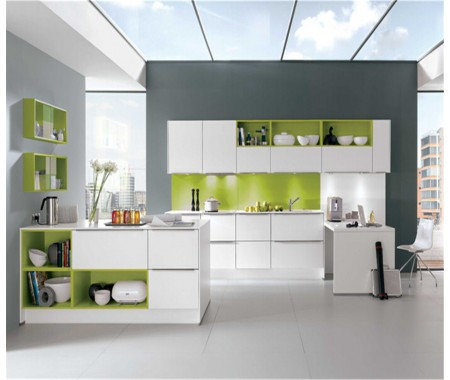 high gloss lacquer kitchen furniture whole set price