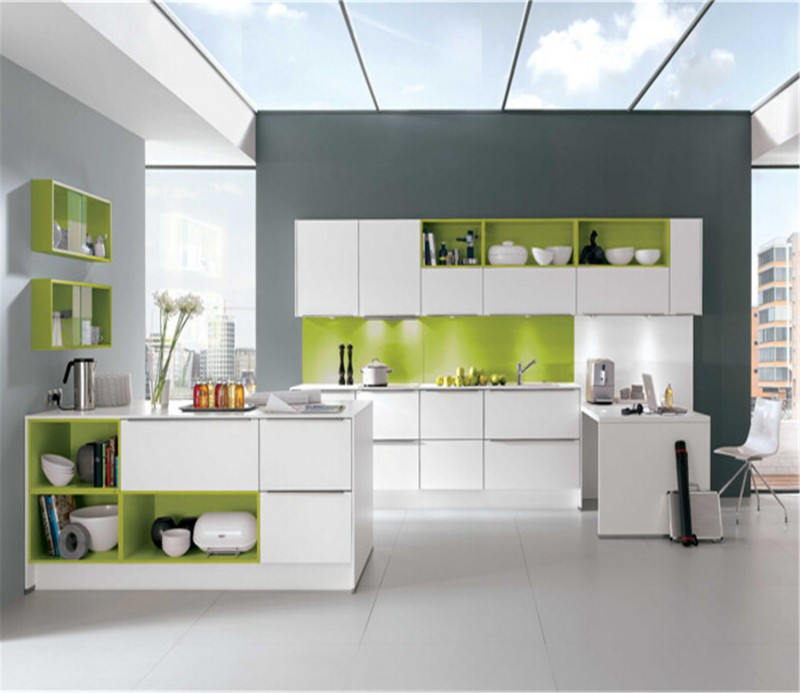 cabinets high gloss lacquer kitchen furniture whole set price