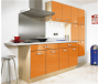lacquer kitchen cabinet design