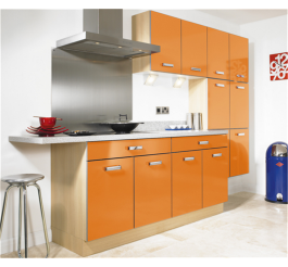 lacquer paint kitchen cabinet whole set design