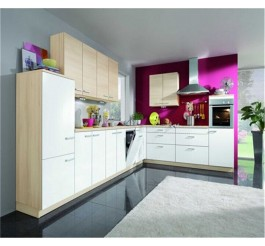 high gloss plywood kitchen cabinet with high quality