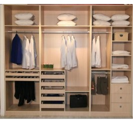 High Gloss Plywood Wardrobe · Hot Sell Modern Bedroom Wardrobe Design