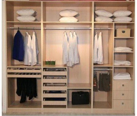 hot sell modern bedroom wardrobe design
