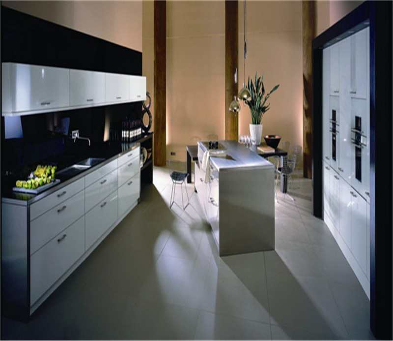 European Kitchen Cabinets Wholesale: High Gloss Kitchen Cabinet Wholesale Price