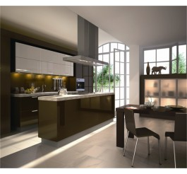 high gloss kitchen cabinet whole sets