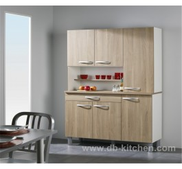 melamine small individual kitchen cabinet