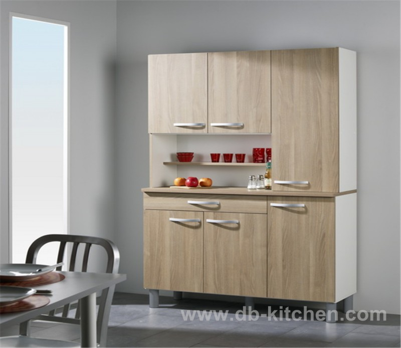 Small individual melamine kitchen cabinet for Individual kitchen units