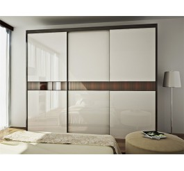wardrobe sliding door high gloss sets