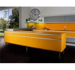 high gloss mdf lacquer kitchen cabinet