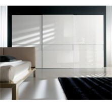 melamine wardrobe sliding door