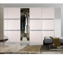 high gloss wardrobe sliding door