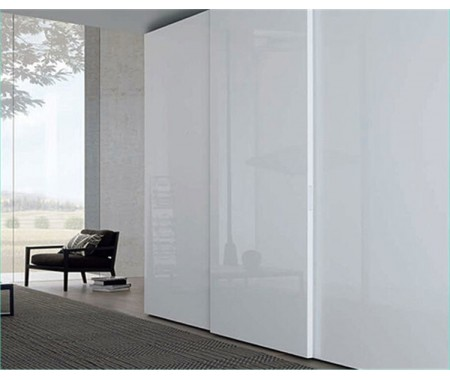 high gloss mdf wardrobe cabinet door