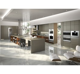 anti-moisture high gloss mdf kitchen cabinet