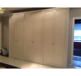 Bedroom wardrobe design supplierxpert in high gloss finish and
