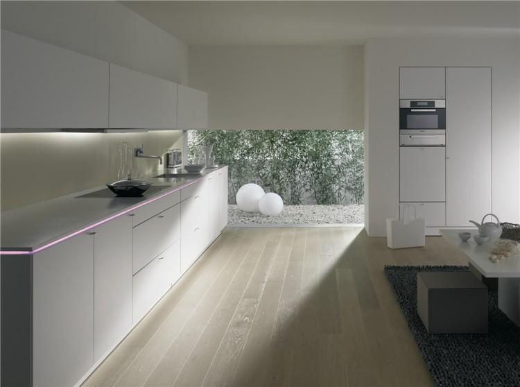 high gloss mdf kitchen design