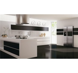 whole set uv high gloss kitchen cabinet